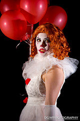 Pennywise (dgwphotography) Tags: nycc nycc2018 newyorkcomiccon cosplay pennywise it clown creepy 70200mmf28gvrii nikond850