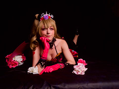 Shooting Love Live Little Devil - Eyaël - La Garde -2018-10-18- P1322697 (styeb) Tags: shoot shooting lagarde 2018 octobre 18 lovelive littledevil xml retouche modeleyael