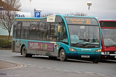 KX13 DHO (1520) (Photography By Ryan Webb) Tags: optare solo kx13dho kx13 dho 1520 sheerness 361 arriva kent surrey