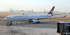 Cathay Dragon / Airbus A330-343 / B-LBH (vic_206) Tags: cathaydragon airbusa330343 blbh hkg