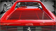 Ferrari, Rétrofolies 2018 de Spa, Belgium (claude lina) Tags: claudelina belgium belgique belgië spa rétrofolies rétrofolies2018spa auto voiture car véhicule oldcar vieillevoiture ferrari