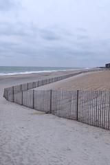 Overcast Winter Morning (Rich Renomeron) Tags: fujifilmxt20 fujinonxc1650mmf3556oisii beach bethanybeach
