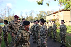 CCF Inspection 2019 (13) (Headington School, Oxford) Tags: u4 l5 u5 l6 u6 ccf middle sixthform headingtonschool