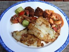 Fried Fish and Shrimp (knightbefore_99) Tags: mexico mexican oaxaca food lunch tasty best huatulco tangolunda art seaside grill seafood shrimp fried fish pescado