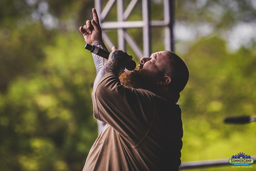 Action Bronson fan photo