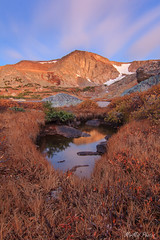PreDawn Beauty (mirmid2012) Tags: october betty lake bettylake indianpeakswilderness nederland colorado sunrise dawn morning mountain mountains alpine
