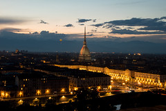 Torino (fabioluisi90) Tags: torino italia estate summer italy turin night longexposure nikon d3200 sunset