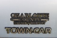 J5 LCN (3) (Nivek.Old.Gold) Tags: 1997 lincoln town car signature series 4600cc charlottecountylincolnmercury