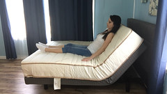 Lineal Adjustable Base by Saatva Position One (The Sleep Judge) Tags: lineal adjustable base by saatva