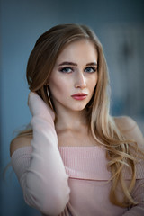 Anastasia (energy1.ru) Tags: attractive brunette style fashionable dress hair pretty sexy blond long curly beautiful people portrait beauty russian woman mood femme eyes girl inspiration photography postprocessing popular art fineart cinematic movie natural light