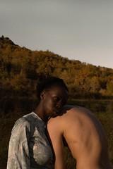 La douce caresse du soleil d'automn (silvano.fortunato) Tags: shadow light portraitphotography posingw models beautiful best pic mood photovogue photography photographers portrait conceptual