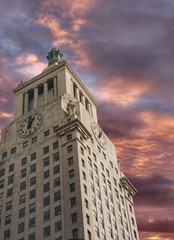 New York City - New York - Manhattan - The Consolidated Edison Company Building - Historic