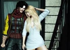 Crazy Weather (Sadystika Sabretooth) Tags: catwa chicmoda collabor88 events fameshed fashion maitreya prismevents secondlife shopping tannenbaum theliaisoncollaborative ascendant c88 earthstones theskinnery tlc truthhair minimal