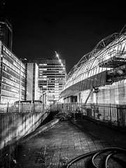 Behind the Station (amipal) Tags: 175mm architecture capital england gb greatbritain halloween london manuallens nokton street uk unitedkingdom urban voigtlander
