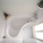 ユニットバスルームの写真