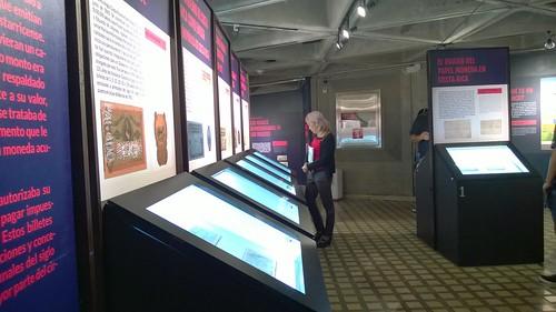 Visita y taller en Museos BCCR