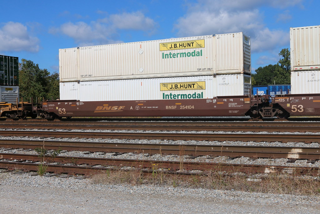 The World's Best Photos of bnsf and meridianmississippi