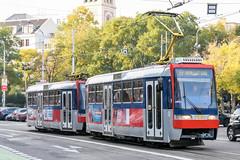 BTS_7301_201811 (Tram Photos) Tags: ckd tatra k2s bratislava dopravnýpodnikbratislava dpb strasenbahn tram tramway električková mhd električka