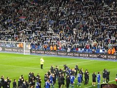 Lap of appreciation (lcfcian1) Tags: leicester city burnley king power stadium lcfc bfc epl bpl premier league leicestercity burnleyfc leicestervburnley kingpowerstadium sport england stadia premierleague fans