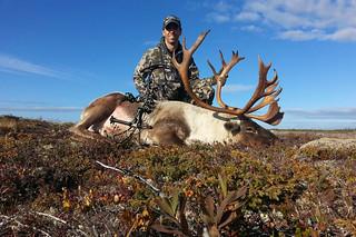 Newfoundland Caribou and Moose Hunting 17