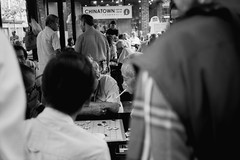 singapore chinatown (31lucass shots) Tags: fujifilm fujiacros100 minoltahimaticaf2 35mmfilm minolta minoltafilm bnwphotography bnwfilm fujifilmacros neopanacros negativefilm analoguefilm ishootfilm shootfilms 35analog film135 pointandshoot himatic singaporeimages singaporechinatown singapore snapshot streetsnap