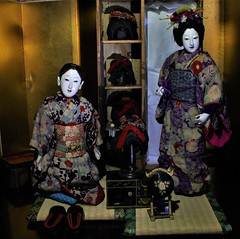 The Mitsuore Sisters November, 2018 (Ningyoboys' Closet) Tags: mitsuoreningyo ningyoboy ningyoboyscloset ningyo