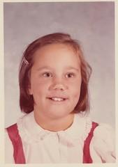 1977_10 Jen 2nd grade age 7 (Ken_Mayer) Tags: mayer family vinsonhallclearout