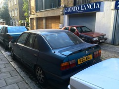 1992 Lancia Dedra 2Litre (mangopulp2008) Tags: lancia dedra 2litre 1992