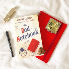 The Red Notebook By Antoine Laurain (katalaynet) Tags: follow happy me fun photooftheday beautiful love friends