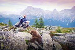 Magnifiche Dolomiti Bellunesi (Enrico Piolo) Tags: bellunesi dolomiti montagne panorama rocce alberi pino ghiaioni