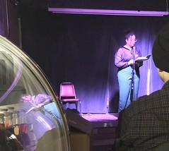 poetry night (annburlingham) Tags: pittsburgh poets reading coffeehouse
