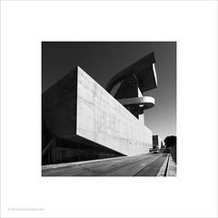 Grand Arts High School, Los Angeles #2 (Ian Bramham) Tags: grandartshighschool losangeles ramoncmartinesschoolofvisualandperformingarts architecture brutalism