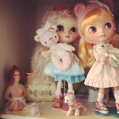 "Sweet Blythe Babies💕🍭 • <a style=""font-size:0.8em;"" href=""http://www.flickr.com/photos/149220036@N08/45526168274/"" target=""_blank"">View on Flickr</a>"