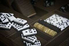 Dominoes (garryknight) Tags: creativecommonsattribution40 sony a6000 on1photoraw2018 london creativecommons ccby40 domino dominoes game shopwindow shop