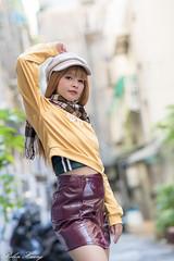 DSC_7008 (Robin Huang 35) Tags: 大安區 臺北市 臺灣 tw devi 忠孝敦化商圈 街拍 人像 portrait lady girl nikon d850