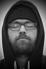Autoportrait (Fabien Gotti) Tags: portrait autoportrait pentaxart monochrome vivitar pentax k3 selfie blackandwithe