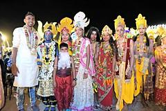 Diwali 2018 #245 (*Amanda Richards) Tags: diwali deepavali guyana georgetown guyanahindudharmicsabha goodoverevil dancers dance dancing dancer 2018