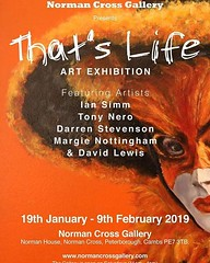 Pleased to be part of this new exhibition kicking off tomorrow an the #NormanCrossGallery do pop in and have a look. Got a few pieces from my #thisisme #exhibition in this show #art #artists #groupshow #Peterborough #paintings #drawings #abstract #fineart (Tony Nero) Tags: artoftonynero tony nero art peterorough cambridgeshire creative out about craft paintings