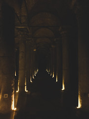 Basilica Cistern.jpg (Ketan Pandit) Tags: culture asia travel shoots photography iphone architecture history canon europe turkey istanbul cats palace sultan bosporous tourist pandits istiklal