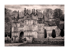 THE GATEHOUSE (Barry Haines) Tags: lanhydrock cornwall sony a7r2 a7rii 65mm macro apo lanthar voigtlander