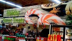 Christmas Candy! - SS (Maenette1) Tags: christmas treats sign jacksfreshmarket menominee uppermichigan signsunday flicker365 allthingsmichigan absolutemichigan projectmichigan