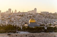 Views of Jerusalem from the Mount of Olives (jbdodane) Tags: israel jerusalem middleeast mountofolives templemount