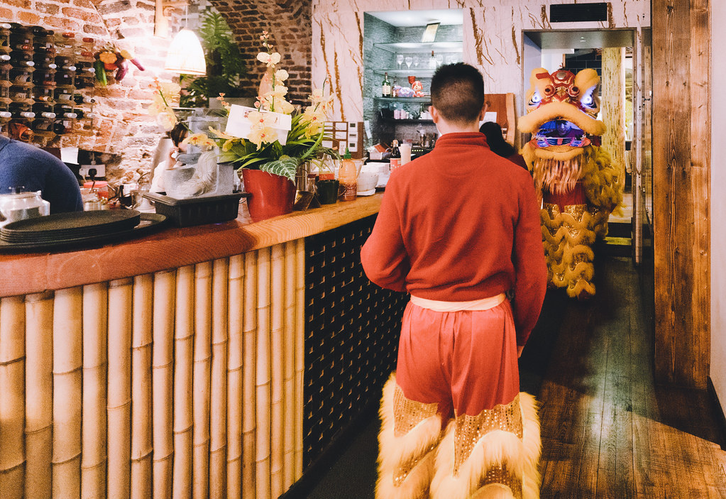 I WAS INVITED TO THE LUNAR NEW YEAR CELEBRATION AT MR. DINH ON CAPEL STREET [ THE YEAR OF THE PIG]-148717