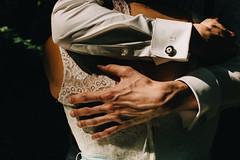 hug (Yuliya Bahr) Tags: hands love hug men white lowkey dark sunlight compass wedding bride groom back