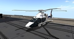 Just Arrived at Inaka Kingdom with my New Shergood's H160 (anukmaneewong1260) Tags: firestorm secondlife inaka kingdom airbus h160 helicopter shergood aviation vehicle secondlife:region=hornsofhattin secondlife:parcel=inakakingdom secondlife:x=100 secondlife:y=87 secondlife:z=649