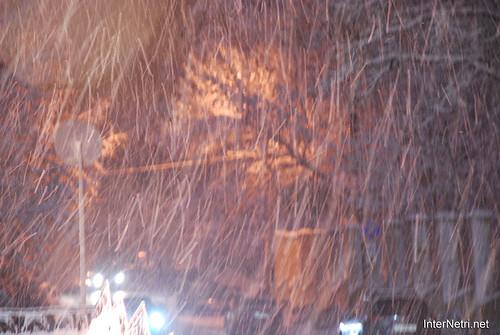 Засніжений зимовий Київ 386 InterNetri.Net Ukraine