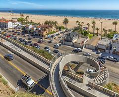 Santa Monica (Kevin O'Toole Photography) Tags: california santamonica pacificcoasthighway beach santamonicapier