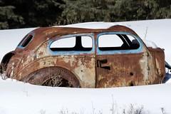 fullsizeoutput_35b (barrypphotos) Tags: car outside white winter rusty
