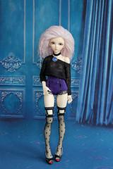 IMG_9270-1 (Elena_art) Tags: msd minifee mod chloe custom fairyland pastelgoth bjd etsy