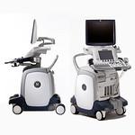 超音波画像診断装置の写真